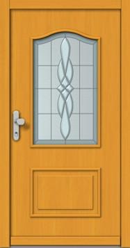 Holzhaustür  Holzhaustüren | Haustüren und Eingangstüren aus Holz für Wohnhaus ...